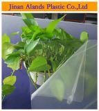 Folha acrílica desobstruída plástica dura 3mm cortados ao tamanho