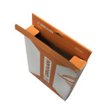 Lujo personalizadas de papel de alta calidad caja de paquete de venta al por mayor