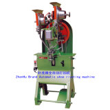 Caixa de alimentação superior e inferior pregos rebites Fivelas Máquina de perfuração