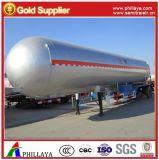Semi petroleiro do gás do LPG do reboque para o transporte do propano