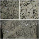 적당한 Prefab Blue Ice Polished 또는 Leather 갑판 또는 Subway/Bathroom/Kitchen/Bullnose/Floor/Wall/Backsplash/Indoor/Outdoor White Grantie Floor Tile