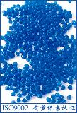 Gel de sílice azul