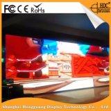 Schermo di visualizzazione locativo di pubblicità dell'interno esterno posteriore del LED di colore completo della parte anteriore IP65 P3.91