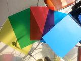 Anti-collant en plastique coloré Grain Matt fine Givre PVC Film rigide