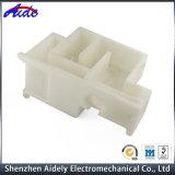プラスチック部品を機械で造る顧客用高精度CNC