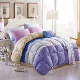 Het goedkope Dekbed van het Lapwerk Bedroombeddin van de Winter Warme