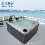 Family Portable Jacuzzied Hot Aqua Tub pour Beauty SPA