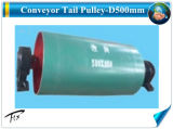 D315mm Pesado de transportadores de correia da polia do rolete enrolador