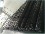Zelfklevende Afwijking Gebreide Glasvezel Geogrids met de Breedte van 1m