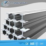 Poutre en double T laminée à chaud d'acier du carbone de matériaux de construction de fabrication de groupe de Tianjin Tyt