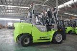 Carretilla elevadora diesel segura y eficiente de 3.0 toneladas