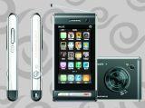 WiFi, Java, de Mobiele Telefoon van TV met het  Scherm van Aanraking 3.2 (C5000+)