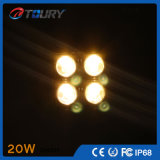 LED Working Driving Car Light Lamp 25W Camion avec CREE