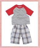 男の子の衣服のSet-Tのワイシャツ(PH11N2403)