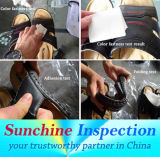 中国/広範囲の点検報告の履物のテストの品質管理の点検サービス
