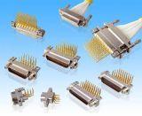 Micro Miniature D-SUB connecteurs rectangulaires, bouchons, les récipients pour le câble électrique industriel MDM (militaire, MD, MIL-C-83513, MIL-DTL-83513)