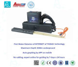 3D, das Grundwasser-Detektor abbildet