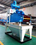 Обезвоживание отходов на заводе машины Wk350