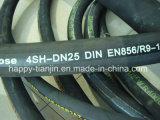 Gewundener hydraulischer Vierdrahtschlauch 4sp LÄRM en-856