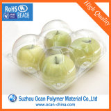 0.35mm卵の皿を形作る真空のための堅い透過PVCゆとりロール