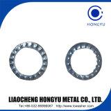 Acier inoxydable dentelé de rondelle de freinage DIN 6798 4.8 6.8 8.8