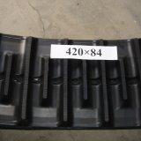 Piste en caoutchouc (420X84) pour l'usage de moissonneuse/machine d'agriculture