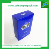 Contenitore di regalo impaccante del profumo lussuoso di carta