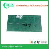 24 heures 2 FR4 de la couche Carte de Circuit imprimé double tour Qucik PCB