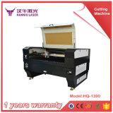 Máquina de madera China del laser del corte y del grabado