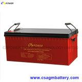 High Temperature Long Life Gel Battery 12V150ah pour l'énergie solaire Yémen Syrie Irak Pakistan