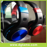 Faltbarer drahtloser Bluetooth Kopfhörer-Stereokopfhörer für iPhone Samsung