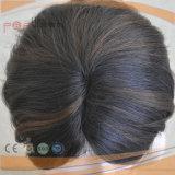 Het goedkope Verkopende Menselijke Haar van Wefted van de Stijl mengde de Synthetische Pruik van Vrouwen