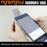 13.56MHz kleine kundenspezifische anhaftende Marke des glatten Papier-NFC