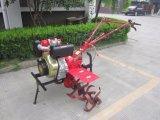 Máquina segador diesel de enfriamiento de aire forzado del agricultor de la potencia de la caja de engranajes con comienzo eléctrico