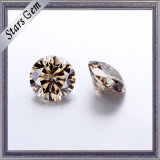 Execellent calidad Champagne Color Moissanite Diamond