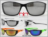 Gafas de sol vendedoras calientes de moda del deporte para unisex (WSP610717)