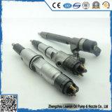 Iniettore 0445120223, 0 iniettori Bosch della pompa della benzina di Weichai 612600080971 Bosch del diesel 445 120 223 per Shanqi Delong