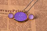 方法ステンレス鋼の魅力の吊り下げ式のネックレスの宝石類セット