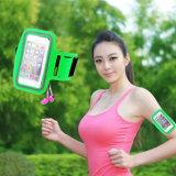 L'exécution de l'étirement en néoprène Brassard doux de jogging de cas de téléphone