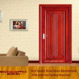 線形デザインMDFのベニヤ部屋のドア(GSP8-011)