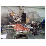 Máquina Qb600 de la piedra del corte de borde
