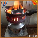 Stufa del carbone di legna degli accessori del narghilé di controllo di temperatura per Burning del carbonio