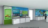Sistema piano d'attaccatura della parete della visualizzazione per l'esposizione dell'interno di evento di mostra