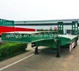 China fêz a 3 eixos 60tons o reboque resistente de Lowbed Semi