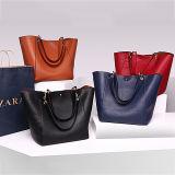 광저우 Sy8195에 있는 여자 경험있는 공장을%s 신식 Handbag Simple Fashion Shoulder 큰 수용량 숙녀 끈달린 가방