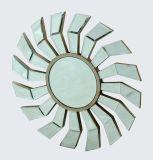 ガラスミラーのModenの壁ミラーの装飾