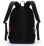 新しい到着の方法デザインオックスフォードのバックパック袋、Hobeの余暇のバックパック袋Yf-Bb1619 (3)