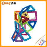プラスチック創造的なMagformersのブロックのおもちゃ