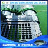 Le ponton flexible de HDPE cube le flottement de cage de poissons d'océan de mer profonde fabriqué en Chine