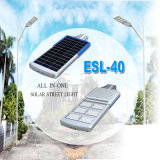 China Integrated Solar Street Lights Price List Outdoor Rural Areas Lamp